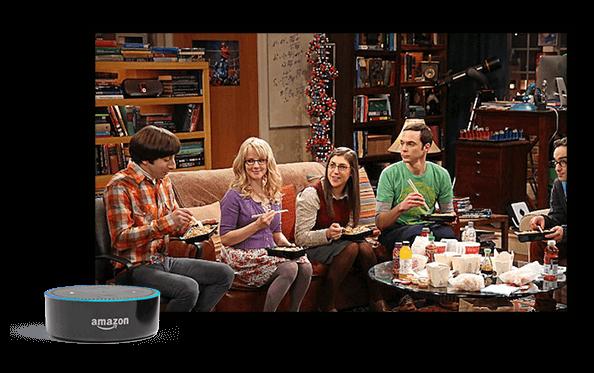 DISH Hands Free TV - Control Your TV with Amazon Alexa - Springdale, Arkansas - Arkansas Satellite - DISH Authorized Retailer