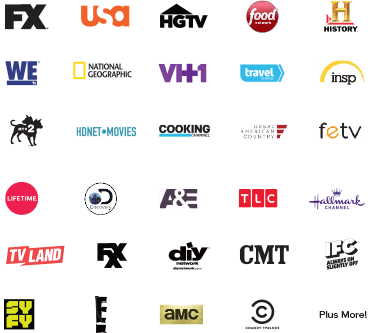 Flex Pack TV Package Channels List